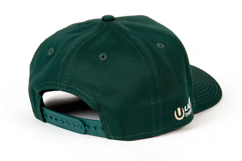 Ultra Limited New Era Moss Green Hat