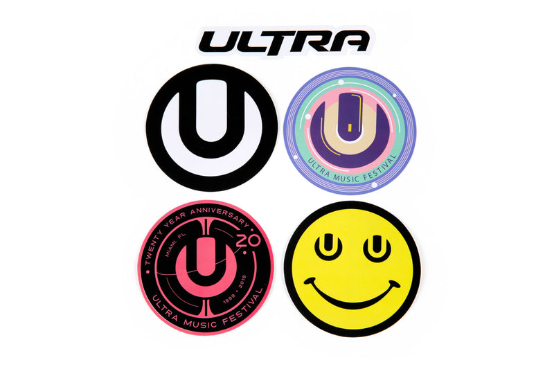 Ultra Sticker Packs