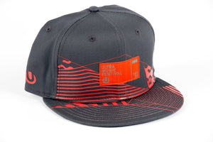 Ultra Limited New Era Orange Patch Hat