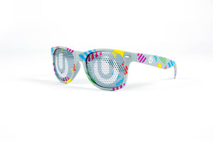 Ultra Printed Confetti Sunglasses