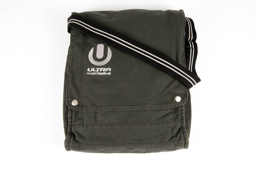 Ultra Vintage Messenger Bag