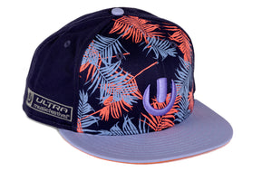 Ultra Limited New Era Purple Palm Hat
