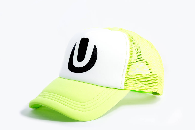 Neon Two-Tone Ultra Trucker Hat
