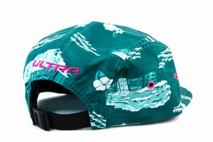 Ultra Limited New Era Hat (Teal Camper)