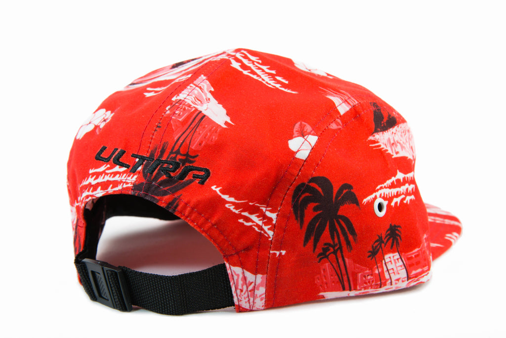 Ultra Limited New Era Hat (Red Camper)
