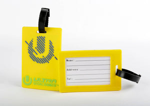 Ultra World Wide Luggage Tags