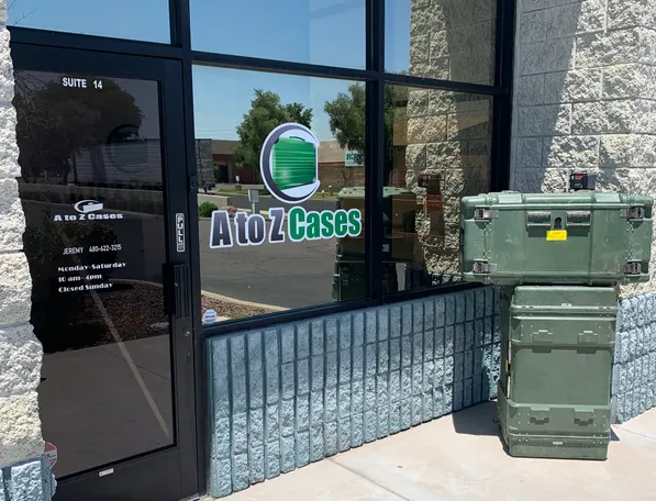 About A To Z Cases - Discount Pelican Cases Store