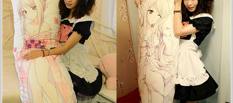 Emotional hug from a dakimakura fan | Ahegao.fr
