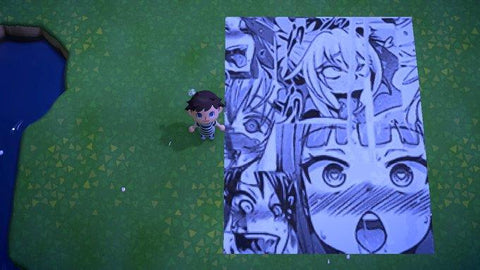 Texture Animal crossing | Ahegao.fr