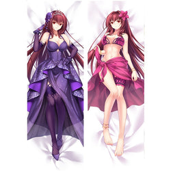 Dakimakura Princess brown red eyes | Ahegao.fr