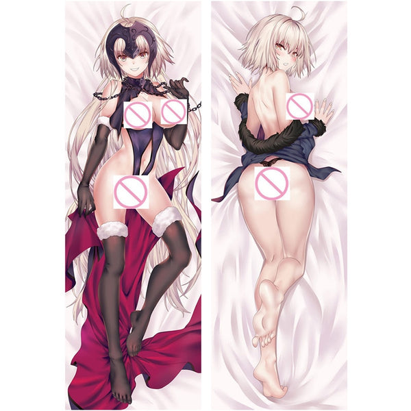 Dakimakura Joan of Arc | Fate apocrypha | Ahegao.fr