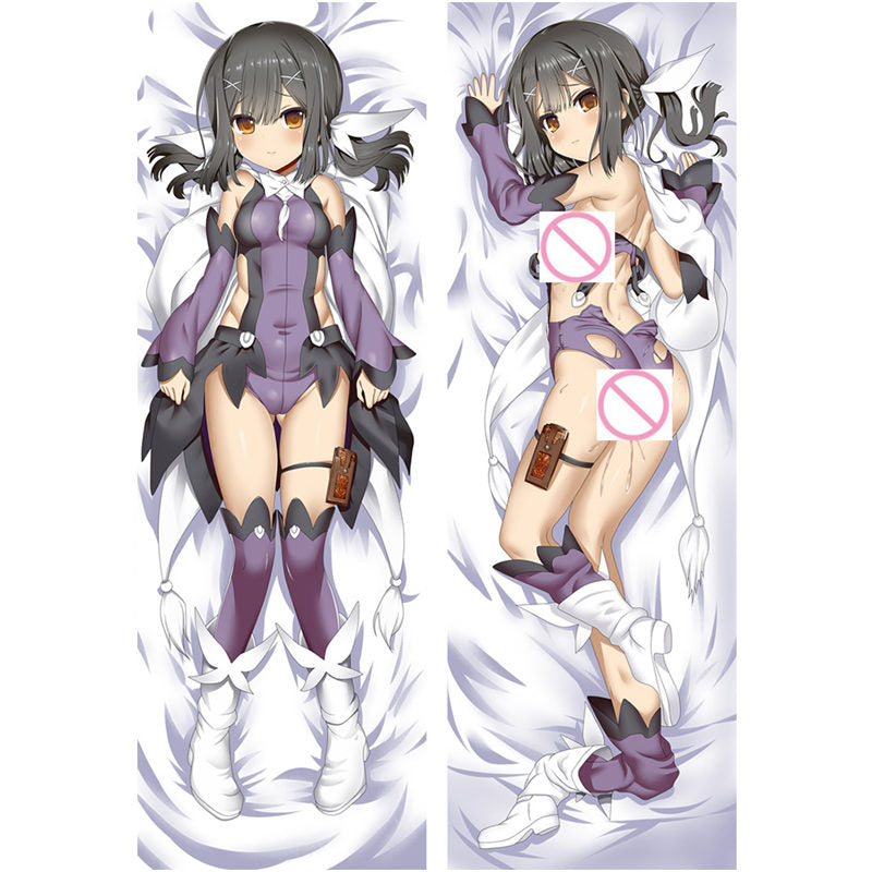 Dakimakura Loli Assassin costumé serré | Fat Grand order | Ahegao.fr