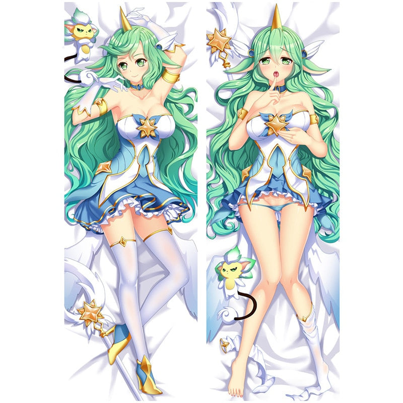 Dakimakura Soraka | League of legende | Ahegao.fr