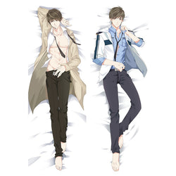 Dakimakura Lucien | Mr Love: Queen's Choice | Ahegao.fr