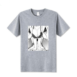 Strong chest T-shirt | Ahegao.fr