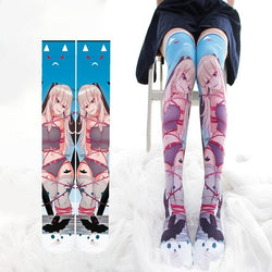 Collants Lolita Bondage | Ahegao.fr