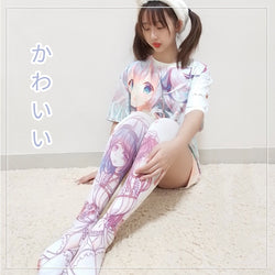 """Cute Girl"" tights 