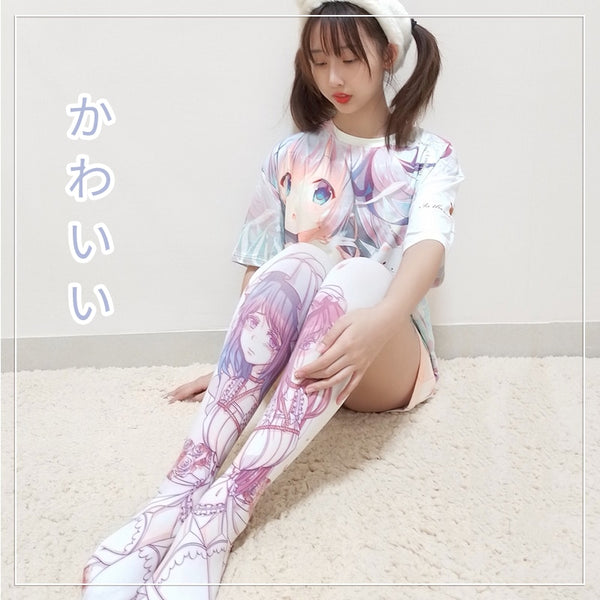 """Cute Girl"" tights"