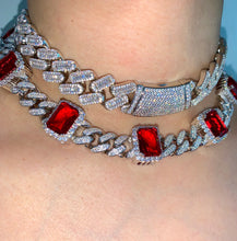 Load image into Gallery viewer, ROYAL CUBAN LINK NECKLACE