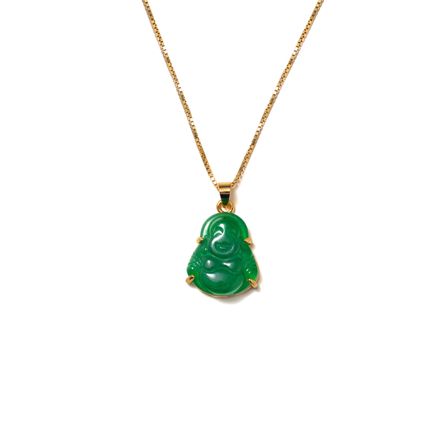 PRETTY BUDDHA II NECKLACE
