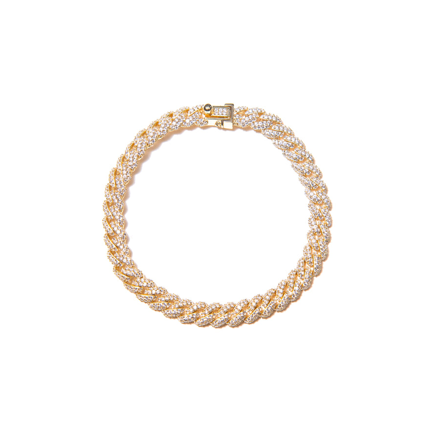 MINI CUBAN LINK BRACELET