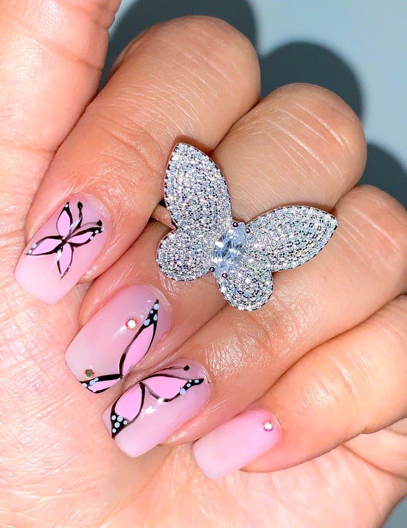 BUTTERFLY EFFECT III RING