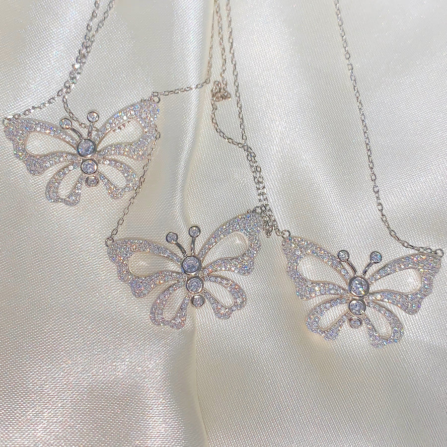 POSEY BUTTERFLY II NECKLACE
