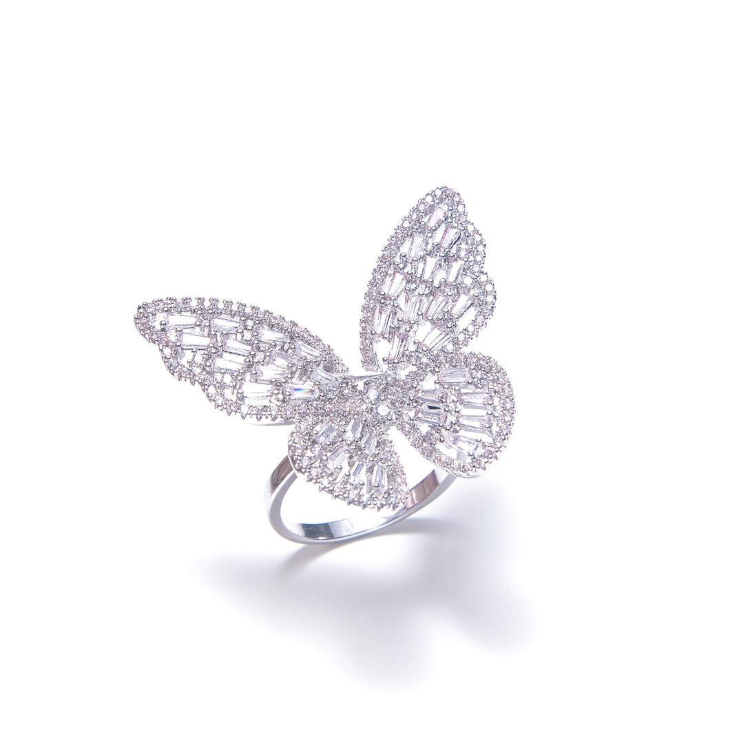 BUTTERFLY QUEEN RING