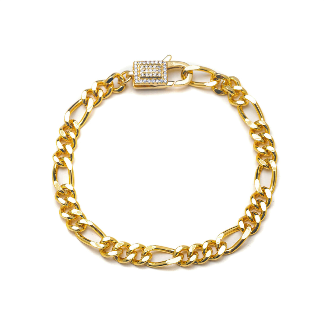 FIG ICY LOCK BRACELET