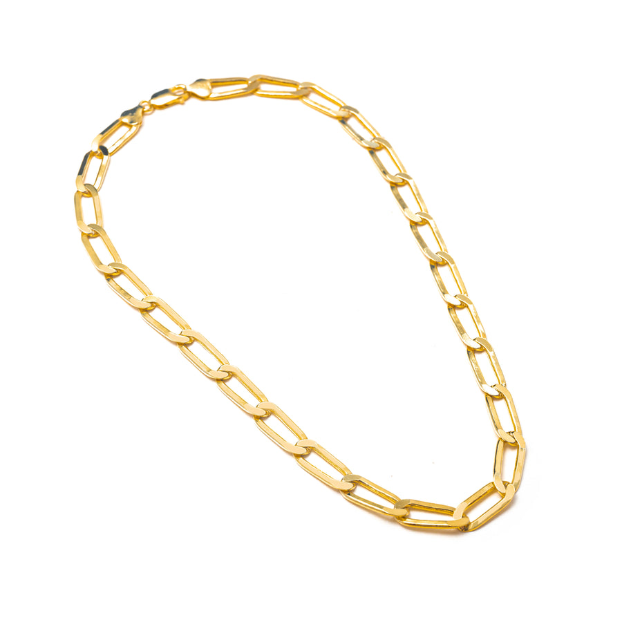 CLASSIC CHAIN LINK NECKLACES