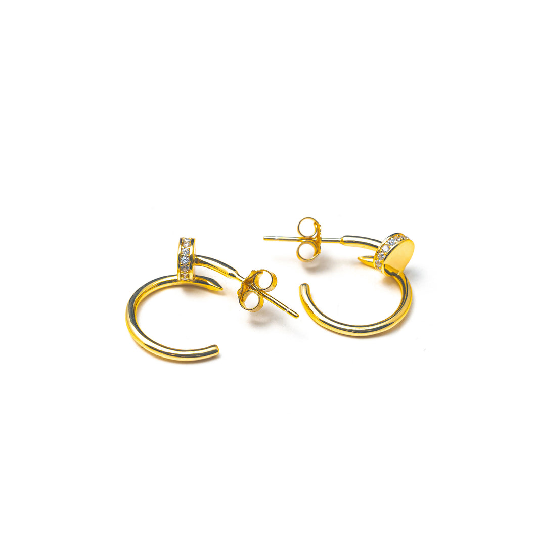 MINI CLAVO EARRINGS