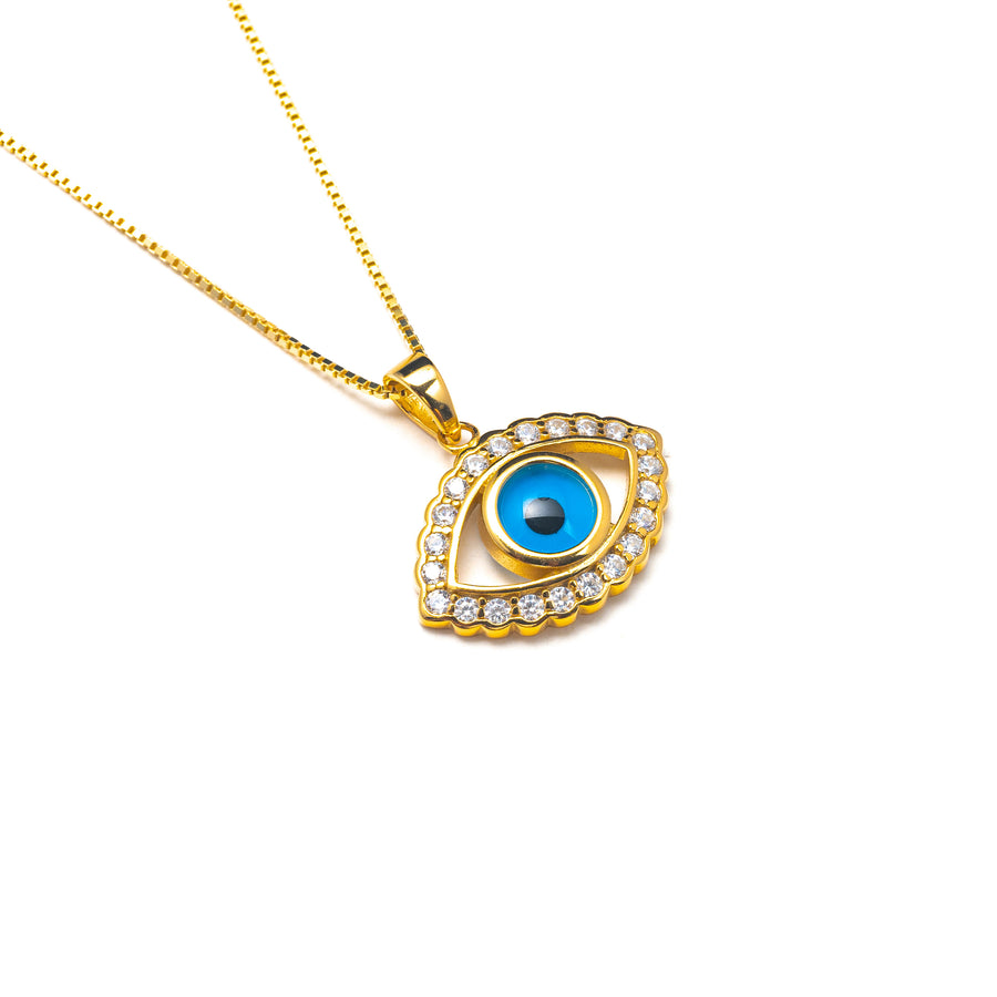 CLASSIC EVIL EYE NECKLACE