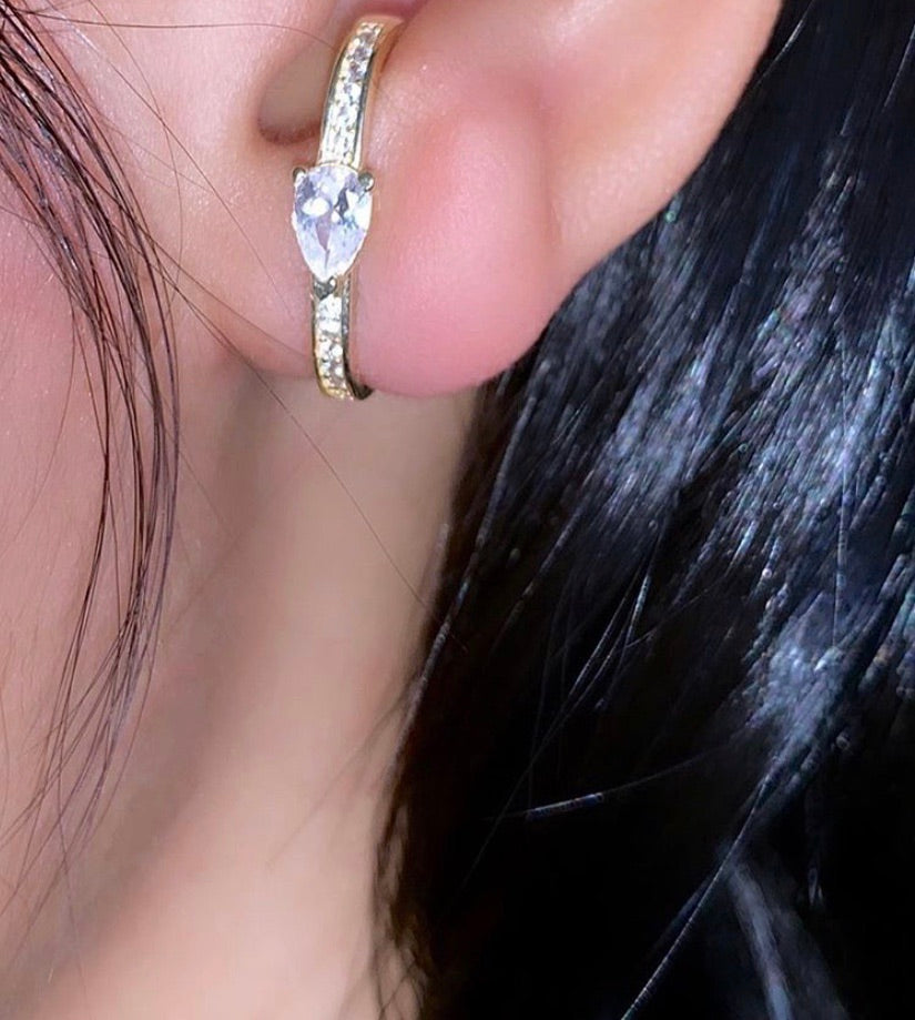 ARIANA CZ EARRINGS