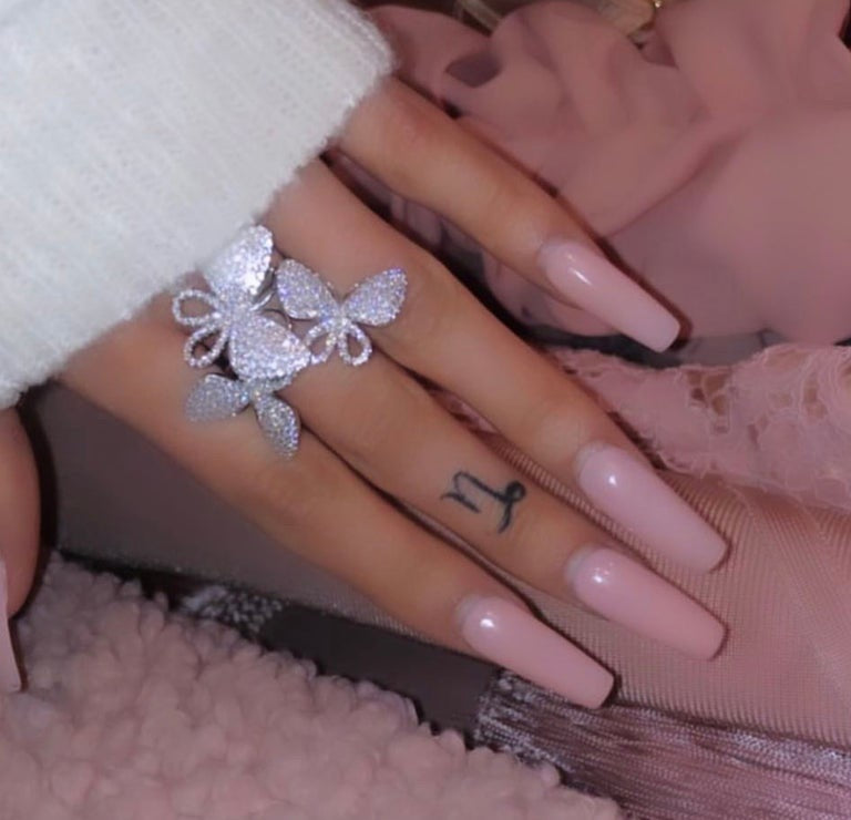 BUTTERFLY EFFECT II RING