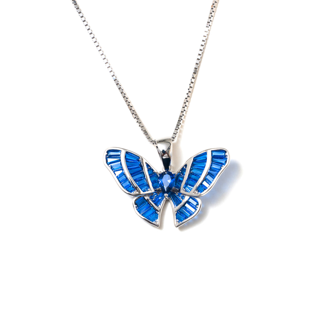 CAPRI BUTTERFLY NECKLACE