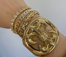 Load image into Gallery viewer, FLEUR DI LIS BRACELET