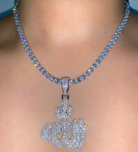 Load image into Gallery viewer, ICY ALLAH NECKLACE