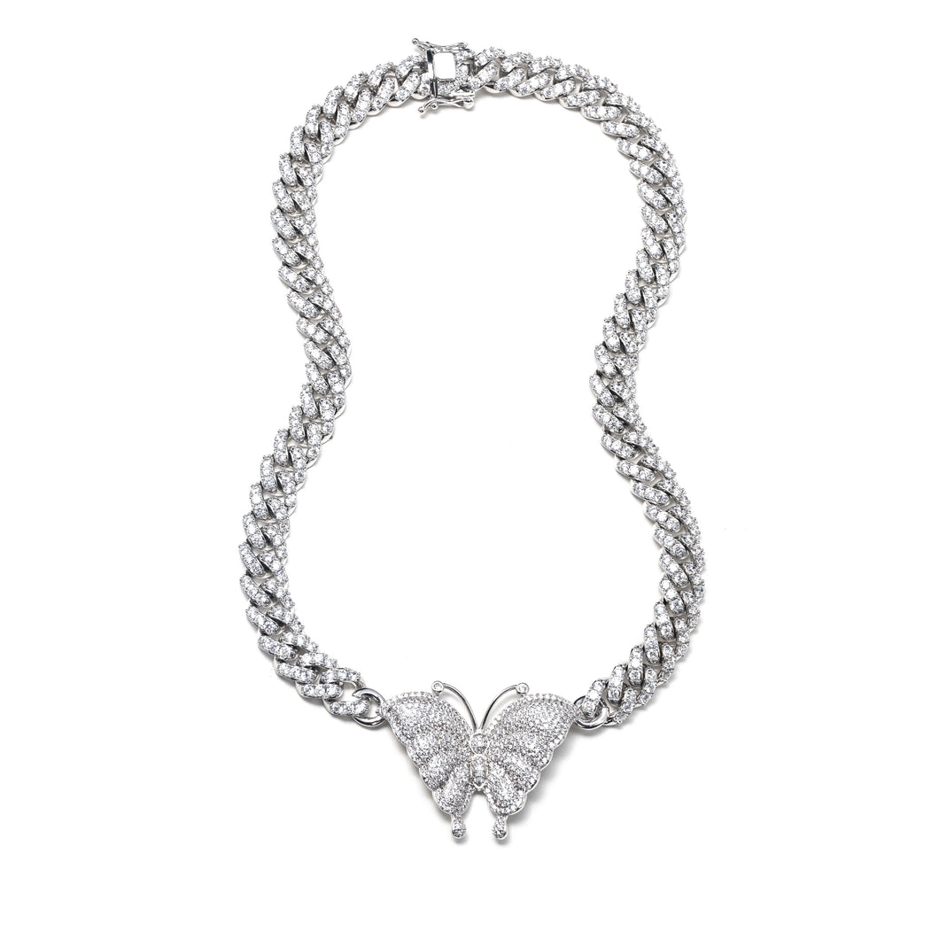 BELLANOVA BUTTERFLY NECKLACE