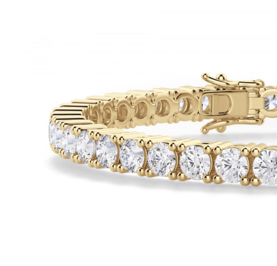GALORE CRYSTAL TENNIS BRACELET