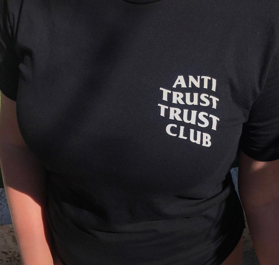 ANTI-TRUST CLUB T-SHIRT