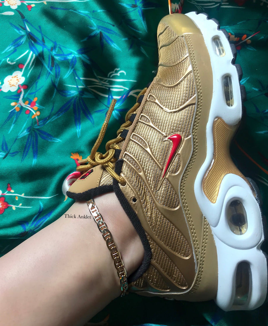 GOLDEN ANKLETS
