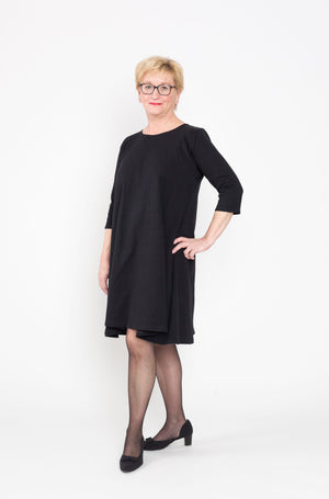 Women's Adaptive Knee-Length Dress