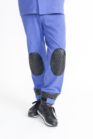 Men's Arthritis Padded Fleece Pants