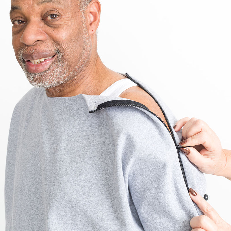 Men's Dialysis Adaptive Shirt