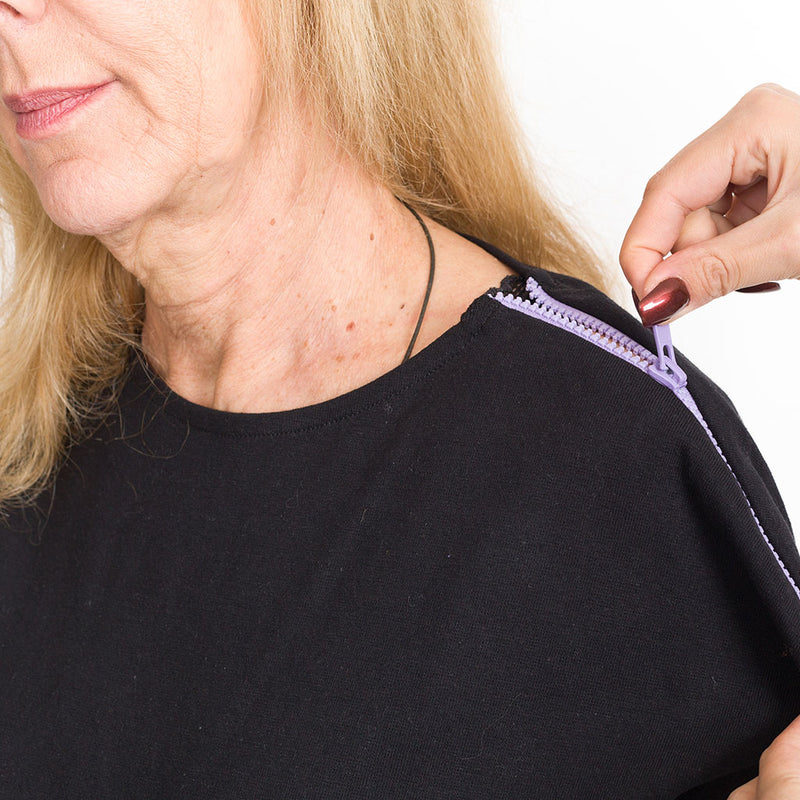 Women's Dialysis Adaptive Shirt