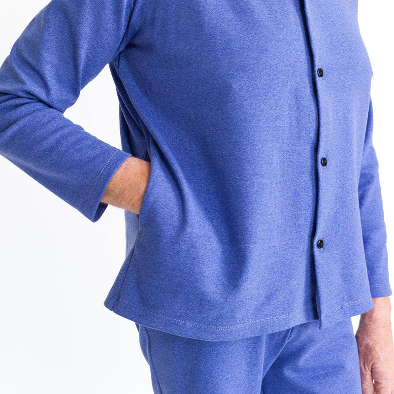 Men's Easy Access Long Sleeve Shirt