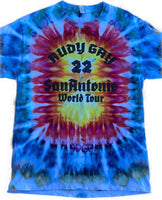 "Tie-Dyed ""World Tour"" Shirt LE"
