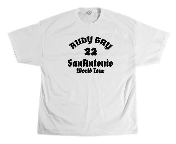 """San Antonio World Tour"" Tee"