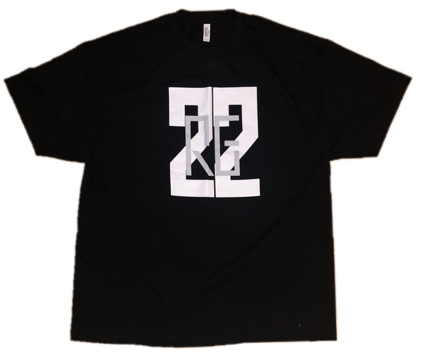 RG22 Logo Shirt (Black)