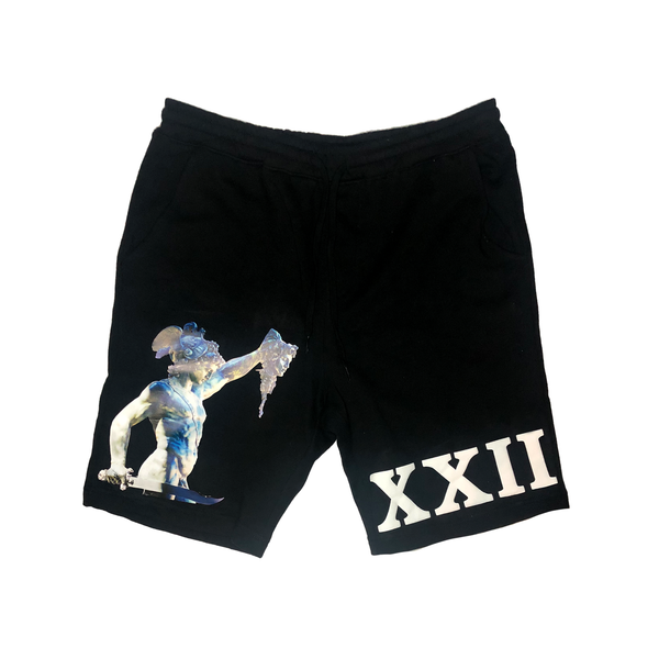 'The Death Of Medusa' Sweat Shorts